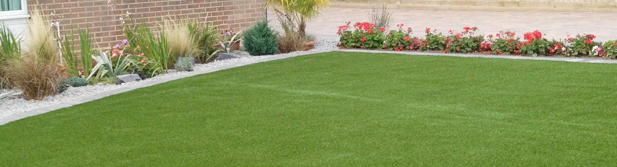 Specialist in beautiful artificial grass lawns